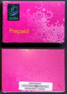 Tc062 ZAMBIA ZAIN Starter Prepaid SIM Pack, Unused, In Original Pack - Zambie