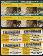 Tc056 ZAMBIA MTN Phonecard, Unused, 4 @ K5,000 - Zambia