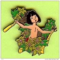 Pin's BD Mowgli (Le Livre De La Jungle) - 4I09 - Comics