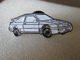 PIN'S  RARE   FORD  SIERRA  COSWORTH   Email A Froid - Ford