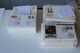 BUND / BERLIN FDC - Lot Aus 1957-79, über Weite Strecken Komplett, 1.870.- €, 48 Bilder ....193 (G) - Briefmarken