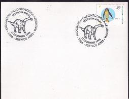 Argentina - FDC - 1998 - Association Argentine De Paléontologie - Réunion Annuelle - Briefmarken