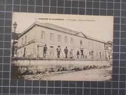 3015) Portugal Fornos D'algodões Paços Do Concelho Ed, José Augusto Coelho Flor - Guarda
