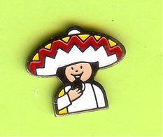 Pin's Jeune Mexicain? - 7GG20 - Badges