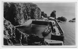 Creux Harbour, Sark - Sark