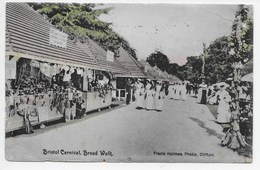 Bristol Carnival Broad Walk - Cachet MCMV (1905) -  Pmk. Bristol Columbia - Bristol