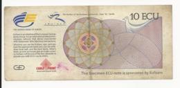 10 ECU - Banknotes