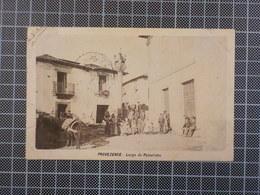 3085) Portugal Provezende Largo Do Pelourinho 1907 - Vila Real