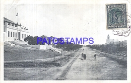 115812 AFRICA MOZAMBIQUE VIEW PARTIAL ROAD YEAR 1919 CIRCULATED TO ARGENTINA POSTAL POSTCARD - Mozambique