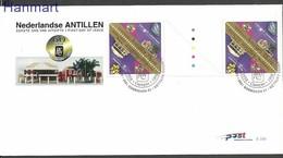 Netherlands Antilles 1998 Mi Gut987-988a FDC ( FDC ZS2 DTAgut987-988a ) - Other