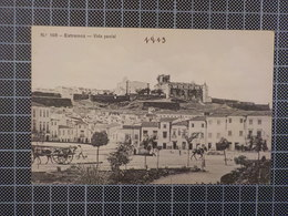 11.093) Portugal Estremoz Vista Parcial 1913 - Portalegre