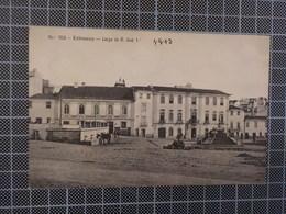11.095) Portugal Estremoz Largo De D. José I 1913 - Portalegre