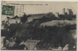 DAGUIN Non Signalée Amboise - Storia Postale