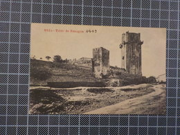11.109) Portugal Beja Torre De Menagem 1913 - Beja
