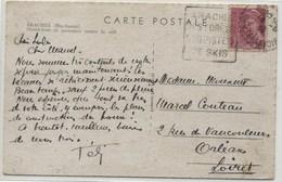 DAGUIN Temporaire Araches 1939 - Annullamenti Meccaniche (Varie)