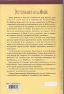 Esotérisme  -  Dictionnaire De La Magie Et De La Théurgie - Boeken, Tijdschriften, Stripverhalen