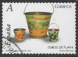 Spain SG4322 2008 Toys A Good/fine Used [40/32488/6D] - 1931-Today: 2nd Rep - ... Juan Carlos I
