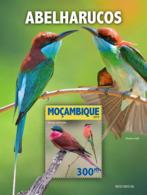 Mozambique 2019    Fauna  Bee Eaters Birds   S201905 - Mozambique