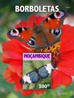 Mozambique 2019    Fauna  Butterflies  S201905 - Mozambique