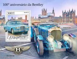 Mozambique 2019   Bentley  Cars  S201905 - Mozambique