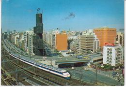 °°° 13369 - JAPAN - TOKYO - NISHI GINZA - 1981 With Stamps °°° - Tokyo