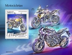 Mozambique 2019   Motorcycles   S201905 - Mozambique