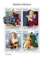 Mozambique 2019  Marilyn Monroe  S201905 - Mozambique