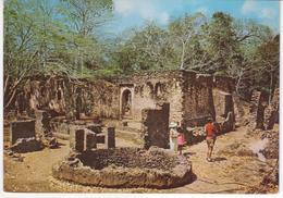 °°° 13371 - KENYA - MALINDI - GEDI RUINS - 1980 With Stamps °°° - Kenia