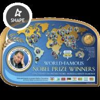 Mozambique 2019  Zhores Alferov, Nobel Prize In  Physics   S201905 - Mozambique