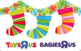 ToysRus / BabiesRus - Gift Card - Gift Cards