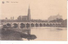 Metz - Pont Des Morts - Metz