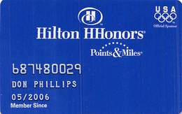 Hilton HHonors Points & Miles Card - Other