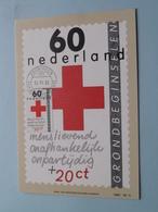 De Vier CONVENTIES Van GENEVE Grondbeginselen ( N° 11 > Uitg. Huisman ) Anno 1983 ( Zie Foto's Voor Details ) ! - Croix-Rouge