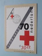 De Vier CONVENTIES Van GENEVE Voor Vrede ( N° 13 > Uitg. Huisman ) Anno 1983 ( Zie Foto's Voor Details ) ! - Croix-Rouge