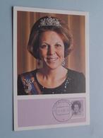 Koningin BEATRIX > N° 66 ( Nederland ) Anno 1982 Zegelkoerier ( Zie Foto's Voor Details ) ! - Familles Royales