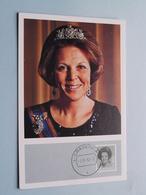 Koningin BEATRIX > N° 61 ( Nederland ) Anno 1982 Zegelkoerier ( Zie Foto's Voor Details ) ! - Familles Royales