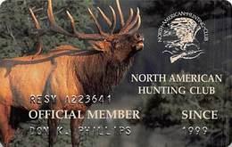 North American Hunting Club Membership Card - Other