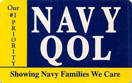 Navy QOL Stress Control Biofeedback Card - Other Collections
