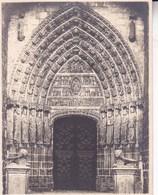 AVILA ESPAGNE Cathédrale 1926  Photo Amateur Format Environ 7,5 Cm X 5,5 Cm - Lugares