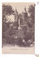 25 MONTBELIARD Le Chateau Vu De La Gare - Montbéliard