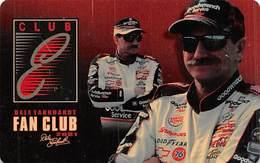 Official Dale Earnhardt Fan Club Membership Card 2001 - Trading Cards