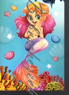 9-104 CZECH REPUBLIC 2016 Walt Disney - Disney Baby - Disney Princess - Ariel The Little Mermaid Princess Ariel - Sonstige