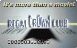 Regal Crown Club Card - Other