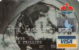 AMACO - Cartes De Crédit (expiration Min. 10 Ans)