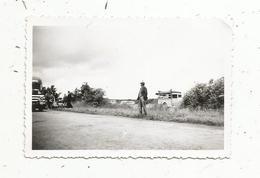 Photographie ,automobiles ,camions , Course Cycliste, 90 X 60 Mm - Cars