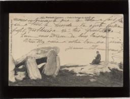 29 Portsall Croix Et Dolmen Du Quilligi édit. Le Bourdonnec N° 1037 - Other Municipalities