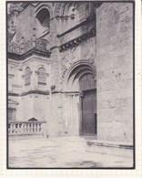 SANTIAGO De COMPOSTELLA   ESPAGNE 1929  Photo Amateur Format Environ 7,5 X 5,5 Cm - Lugares