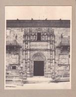 SANTIAGO De COMPOSTELLA  Hospital Real  ESPAGNE 1929  Photo Amateur Format Environ 7,5 X 5,5 Cm - Plaatsen
