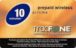 TracFONE 10 Minute Prepaid Wireless Airtime - Prepaid Phone Card - Estados Unidos