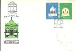 FDC 1982 - Azores